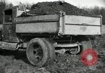 Image of road construction United States USA, 1930, second 38 stock footage video 65675031957