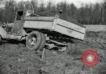 Image of road construction United States USA, 1930, second 41 stock footage video 65675031957