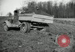 Image of road construction United States USA, 1930, second 43 stock footage video 65675031957