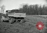 Image of road construction United States USA, 1930, second 45 stock footage video 65675031957