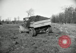 Image of road construction United States USA, 1930, second 47 stock footage video 65675031957