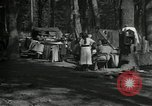 Image of Campers United States USA, 1920, second 2 stock footage video 65675031959