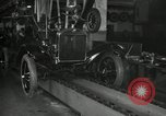 Image of Edsel Ford with Model T Fifteen Millionth car Highland Park Michigan USA, 1927, second 4 stock footage video 65675031963