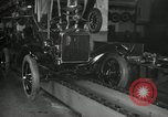 Image of Edsel Ford with Model T Fifteen Millionth car Highland Park Michigan USA, 1927, second 7 stock footage video 65675031963