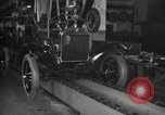 Image of Edsel Ford with Model T Fifteen Millionth car Highland Park Michigan USA, 1927, second 8 stock footage video 65675031963