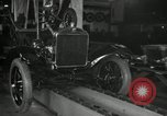 Image of Edsel Ford with Model T Fifteen Millionth car Highland Park Michigan USA, 1927, second 14 stock footage video 65675031963