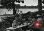 Image of family picnics United States USA, 1922, second 54 stock footage video 65675031972