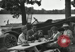 Image of family picnics United States USA, 1922, second 57 stock footage video 65675031972