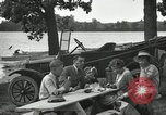 Image of family picnics United States USA, 1922, second 59 stock footage video 65675031972