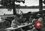Image of family picnics United States USA, 1922, second 60 stock footage video 65675031972