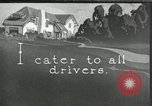 Image of instructions on how to drive Ford Model T car United States USA, 1922, second 1 stock footage video 65675031974