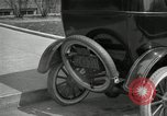 Image of instructions on how to drive Ford Model T car United States USA, 1922, second 36 stock footage video 65675031974