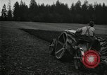 Image of Fordson model F tractor Oregon United States USA, 1920, second 33 stock footage video 65675031983
