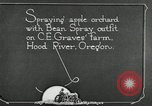 Image of Fordson model F tractor Oregon United States USA, 1920, second 7 stock footage video 65675031984