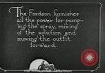 Image of Fordson model F tractor Oregon United States USA, 1920, second 35 stock footage video 65675031984