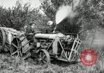 Image of Fordson model F tractor Oregon United States USA, 1920, second 37 stock footage video 65675031984