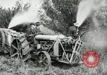 Image of Fordson model F tractor Oregon United States USA, 1920, second 39 stock footage video 65675031984