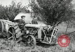 Image of Fordson model F tractor Oregon United States USA, 1920, second 42 stock footage video 65675031984