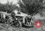 Image of Fordson model F tractor Oregon United States USA, 1920, second 45 stock footage video 65675031984
