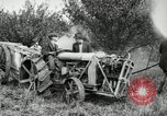 Image of Fordson model F tractor Oregon United States USA, 1920, second 50 stock footage video 65675031984