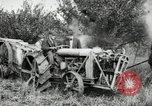 Image of Fordson model F tractor Oregon United States USA, 1920, second 51 stock footage video 65675031984