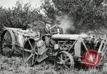 Image of Fordson model F tractor Oregon United States USA, 1920, second 52 stock footage video 65675031984
