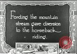 Image of Henry Ford camping party Maryland United States USA, 1921, second 4 stock footage video 65675031990