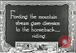 Image of Henry Ford camping party Maryland United States USA, 1921, second 5 stock footage video 65675031990