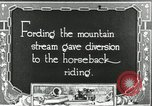 Image of Henry Ford camping party Maryland United States USA, 1921, second 6 stock footage video 65675031990