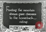 Image of Henry Ford camping party Maryland United States USA, 1921, second 8 stock footage video 65675031990