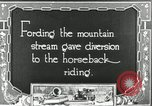 Image of Henry Ford camping party Maryland United States USA, 1921, second 10 stock footage video 65675031990