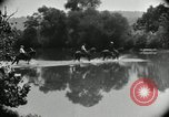 Image of Henry Ford camping party Maryland United States USA, 1921, second 15 stock footage video 65675031990