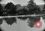 Image of Henry Ford camping party Maryland United States USA, 1921, second 23 stock footage video 65675031990