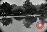 Image of Henry Ford camping party Maryland United States USA, 1921, second 24 stock footage video 65675031990