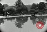 Image of Henry Ford camping party Maryland United States USA, 1921, second 27 stock footage video 65675031990