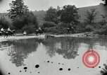 Image of Henry Ford camping party Maryland United States USA, 1921, second 29 stock footage video 65675031990