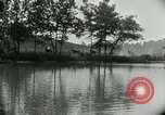 Image of Henry Ford camping party Maryland United States USA, 1921, second 39 stock footage video 65675031990