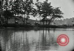 Image of Henry Ford camping party Maryland United States USA, 1921, second 40 stock footage video 65675031990