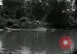 Image of Henry Ford camping party Maryland United States USA, 1921, second 55 stock footage video 65675031990