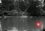 Image of Henry Ford camping party Maryland United States USA, 1921, second 59 stock footage video 65675031990