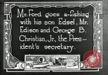 Image of Henry Ford Maryland United States USA, 1921, second 1 stock footage video 65675031992