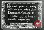 Image of Henry Ford Maryland United States USA, 1921, second 3 stock footage video 65675031992