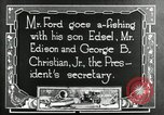 Image of Henry Ford Maryland United States USA, 1921, second 4 stock footage video 65675031992
