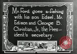 Image of Henry Ford Maryland United States USA, 1921, second 5 stock footage video 65675031992