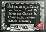 Image of Henry Ford Maryland United States USA, 1921, second 8 stock footage video 65675031992
