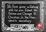 Image of Henry Ford Maryland United States USA, 1921, second 9 stock footage video 65675031992