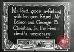 Image of Henry Ford Maryland United States USA, 1921, second 10 stock footage video 65675031992