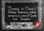 Image of Bishop Anderson Maryland United States USA, 1921, second 1 stock footage video 65675031994