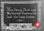 Image of Henry Ford Maryland United States USA, 1921, second 2 stock footage video 65675031996