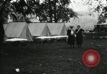 Image of group camping Maryland United States USA, 1921, second 4 stock footage video 65675031997